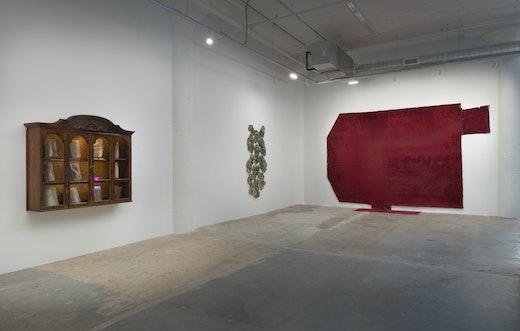 """""""Sculpture"""" Installation view"""