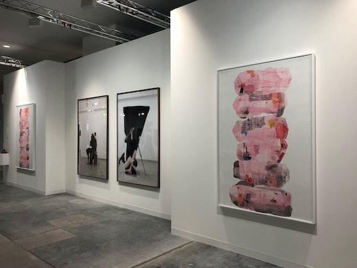 Art Basel Miami Beach Booth H11 Installation view