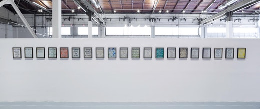 """""""The Foundation of the Museum: MOCA's Collection"""" Installation View"""