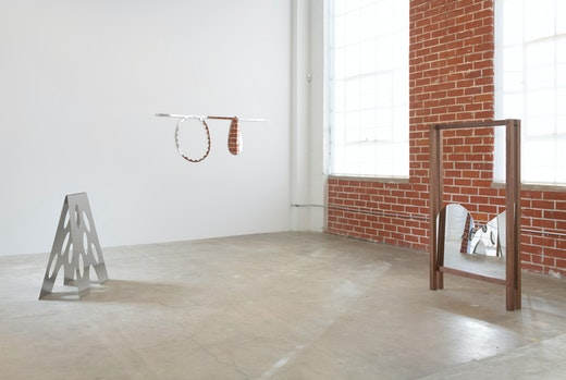 """An Analphabet"" Installation view"