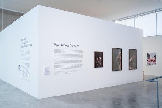 Paul Mpagi Sepuya Installation view