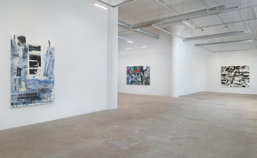 """The Tumult of the Heart"" Installation view"