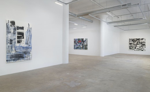 """""""The Tumult of the Heart"""" Installation view"""