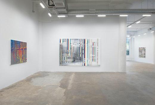 """""""An Abundance of Errors"""" Installation view"""
