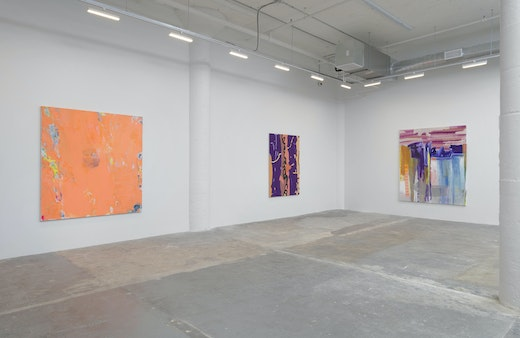 """""""The Light Touch"""" Installation view"""
