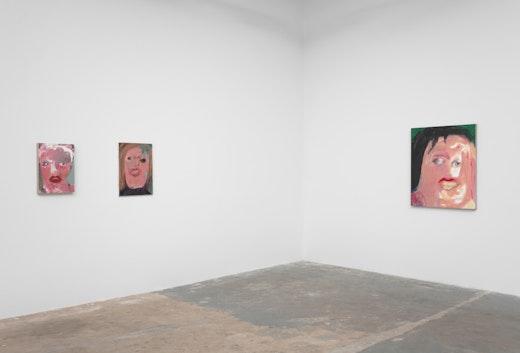 Margot Bergman Installation view