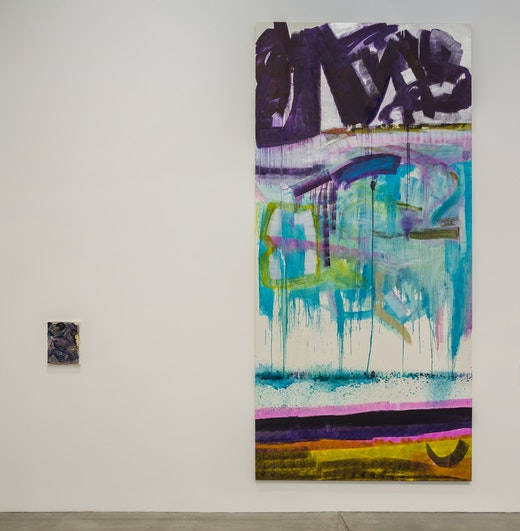 "Monique van Genderen Installation view, ""Being Here with You/ Estando aquí contigo,"" Museum of Contemporary Art San Diego (September 20, 2018–February 3, 2019)"