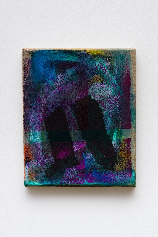 "Monique Van Genderen ""Untitled,"" 2020"