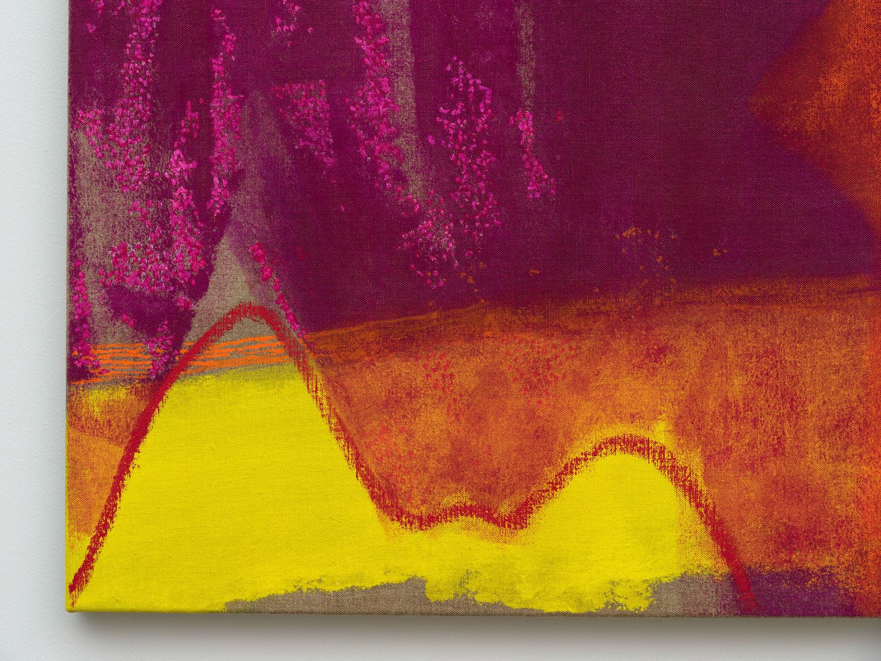 "Monique Van Genderen ""Snapshot 1,"" 2021 Oil on linen 48"" x 36"" [HxW] (121.92 x 91.44 cm) Inventory #VGE411 Courtesy of the artist and Vielmetter Los Angeles Photo credit: Jeff McLane"