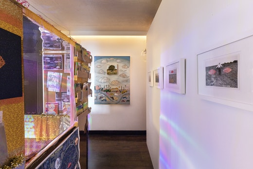 Installation view Felix LA 2019