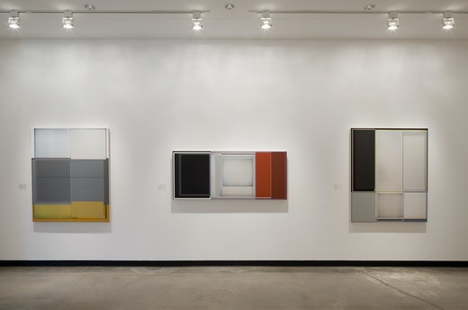 "Patrick Wilson ""Pull"" Installation view"