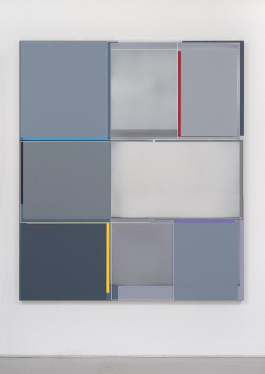 "Patrick Wilson ""Cross Multiply,"" 2014"