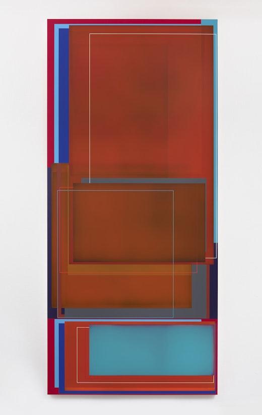 "Patrick Wilson ""Dancer,"" 2017"